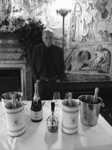 Amministratore Delegato Champagne Steinbruck